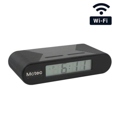 LawMate 1080P HD WiFi Pro Grade Desk Clock Hidden Camera with Night Vision