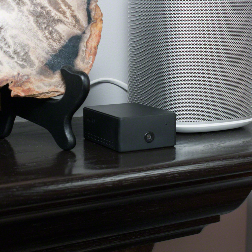 WiFi Camera on Mantle