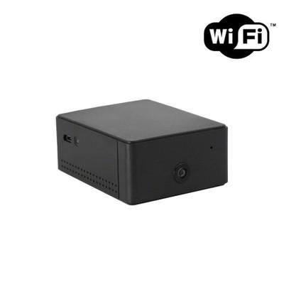 Black Box Security Hidden Camera