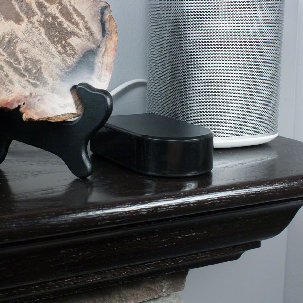 Black Box Camera on Mantle