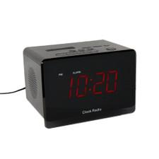 720P HD Hidden Alarm Clock Nanny Cam