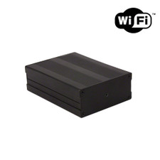 1080P HD WiFi Internet Streaming Mini Alloy Black Box Camera