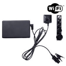 WiFi Portable DVR with Button and Screw Kit