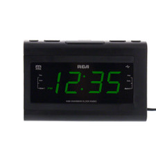 Motion Activated  Mini Alarm Clock Hidden Camera