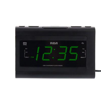 Motion Activated  Mini Alarm Clock Hidden Camera