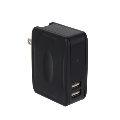 USB Wall Charger Hidden Camera