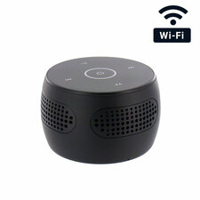 WiFi Streaming Bluetooth Speaker Hidden Camera