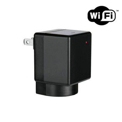 1080P HD Charger Camera with Rotating Lens