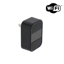 4K Ultra HD WiFi Streaming USB Charger Hidden Camera with Night Vision