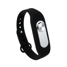 Wristband Bracelet Digital Voice and Audio Recorder with Long Life Battery