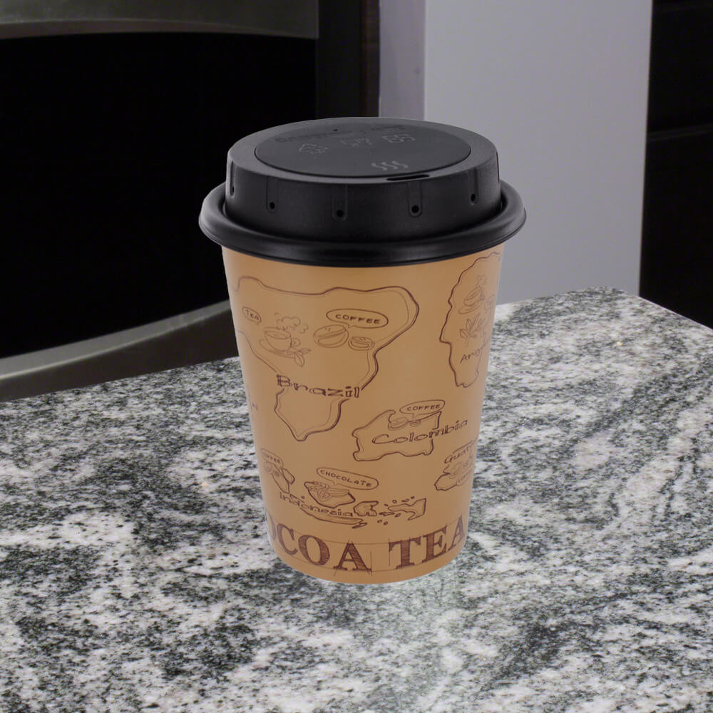Coffee Cup Hidden Spy Camera