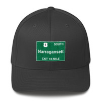 Narragansett Exit Structured Twill Cap