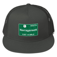 Narragansett Exit Mesh Back Snapback
