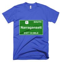 Narragansett Exit Short-Sleeve T-Shirt