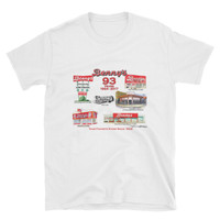 """Benny's Forever"" Short-Sleeve Unisex T-Shirt by Frank Galasso"