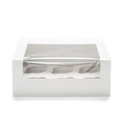 Window 6 Cupcake Box 1 Pce