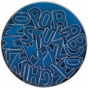 Cutter Set Alphabet 26pc 25mm