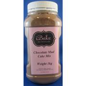 iBake Choc Mud Cake Mix 1kg