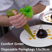 Disposable Piping Bags Comfort Green