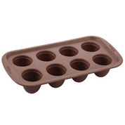 Brownie Pops 8-Cavity Silicone Mold