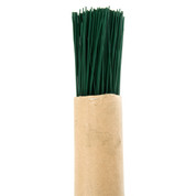 "Wire Green 9"" 22 Gauge (25)"