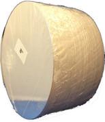 Silver Round STD Cake Board 2mm (50)