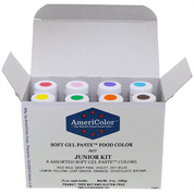 Americolor Junior Kit Soft Gel Paste 8x21g