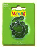 Makins Cutter Set 3pc Santa