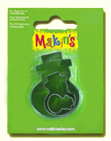 Makins Cutter Set 3pc Snowman