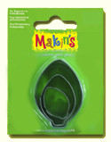 Makins Cutter Set 3pc Bulb Ornament