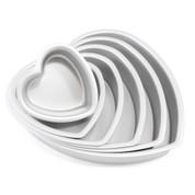 Fat Daddio Heart Pan Set