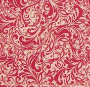 Chocolate Transfer Sheet Pink Silver