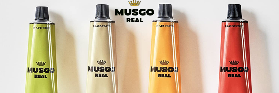 Musgo Real Shaving Products