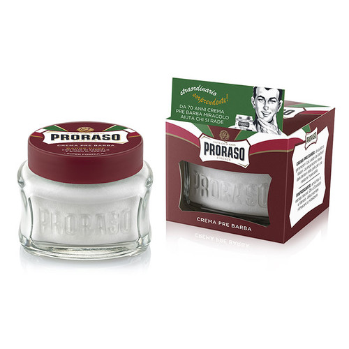 Proraso Red Sandalwood Pre Shave
