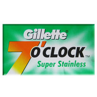 Gillette 7 O Clock Super Stainless Razor Blades