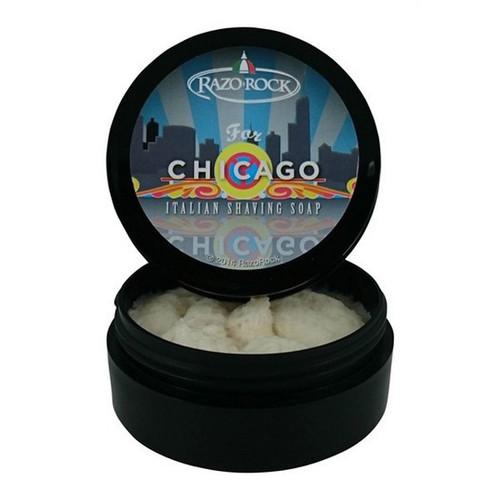 RazoRock For Chicago Shave Soap