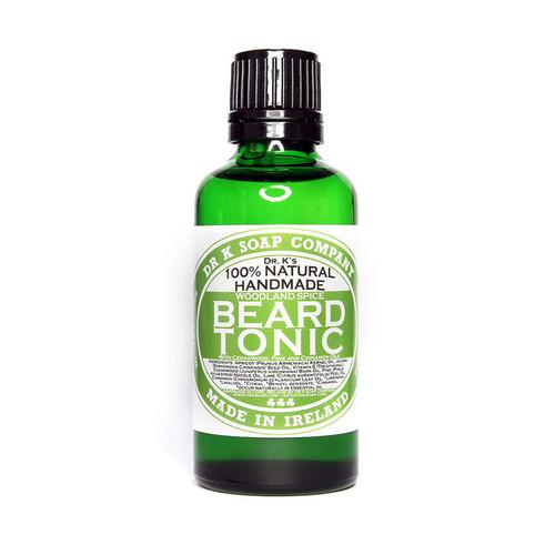 DR K Woodland Spice Beard Tonic