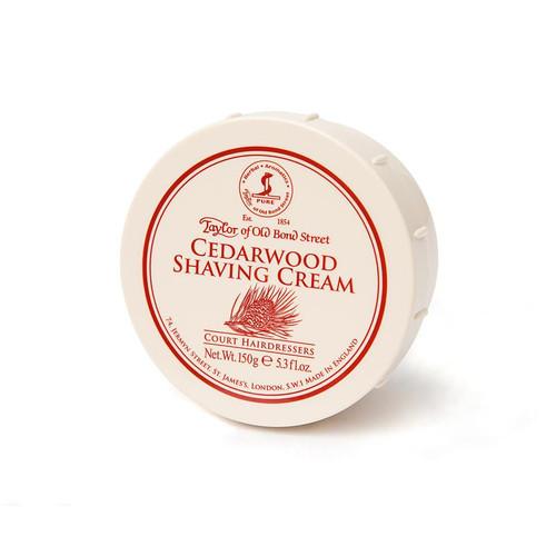 Taylor of Old Bond St. Cedarwood Shave Cream