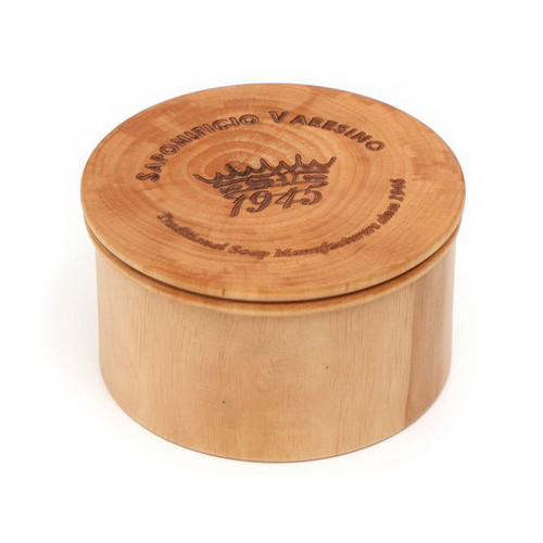 Saponificio Varesino Wood Soap Bowl