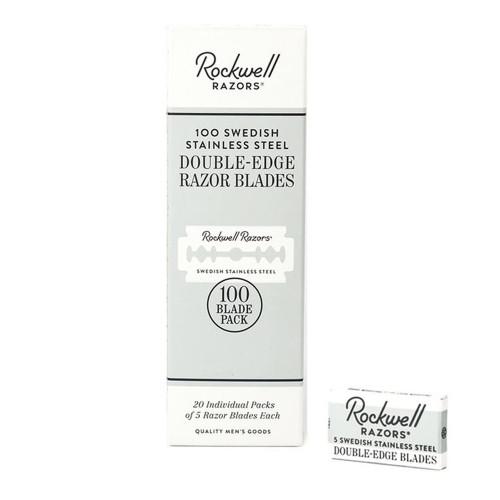 Rockwell Razor Blades 100 Pack