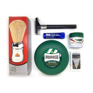 Economy Basic Starter Shaving Set