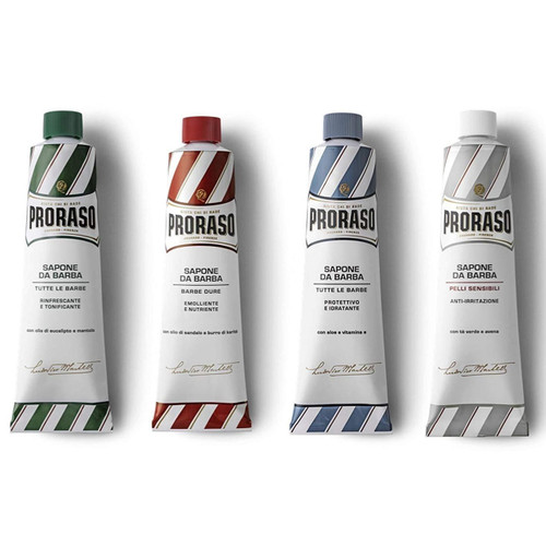 Proraso Shaving Cream Selection