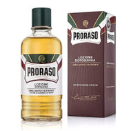Proraso Sandalwood Aftershave 400ml