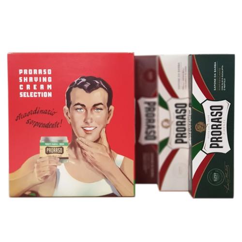 Proraso Shaving Cream Selection Box