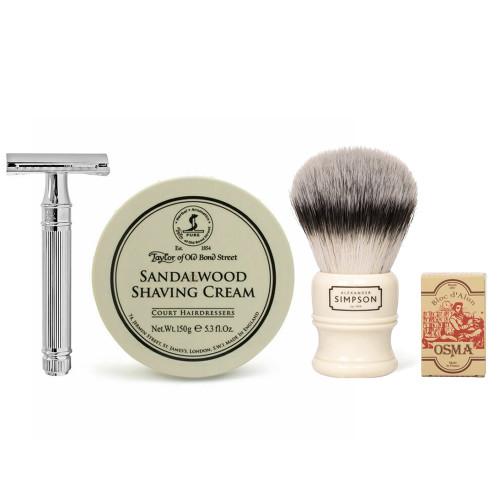 Luxury Shaving Starter Kit