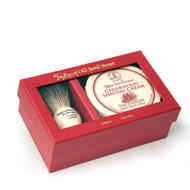 Taylor Old Bond St Cedarwood Brush and Cream Gift Set