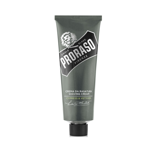 Proraso Cypress and Vetyver Shave Cream Tube