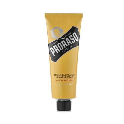 Proraso Wood & Spice Shaving Cream Tube 100ml