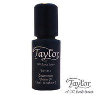 Taylor Old Bond St Chamomile Shave Oil