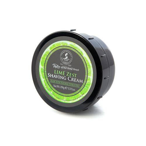 Taylor Old Bond St Lime Zest Shaving Cream